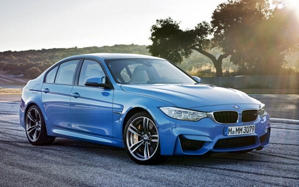 BMW_M3_Saloon