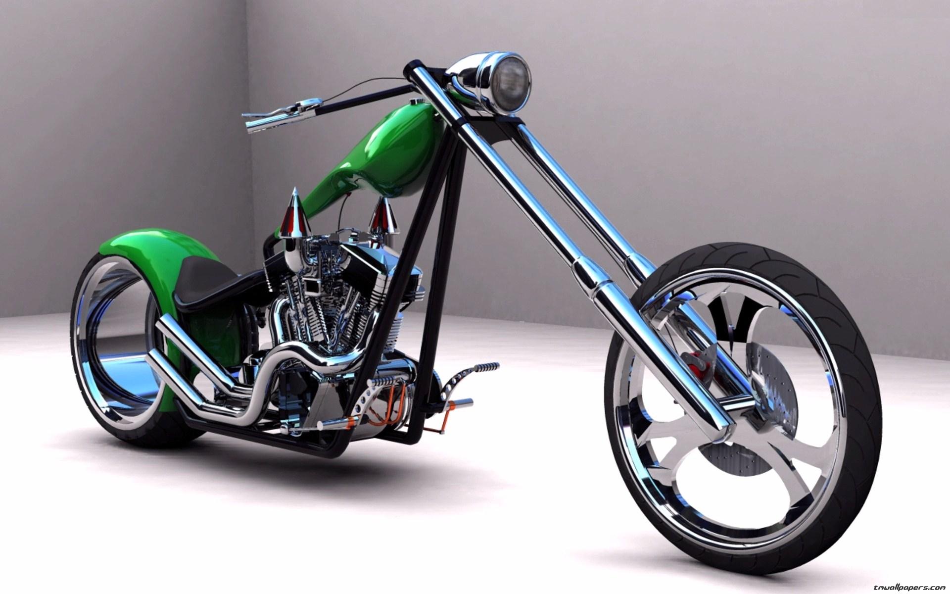 Harley-Davidson-Bike