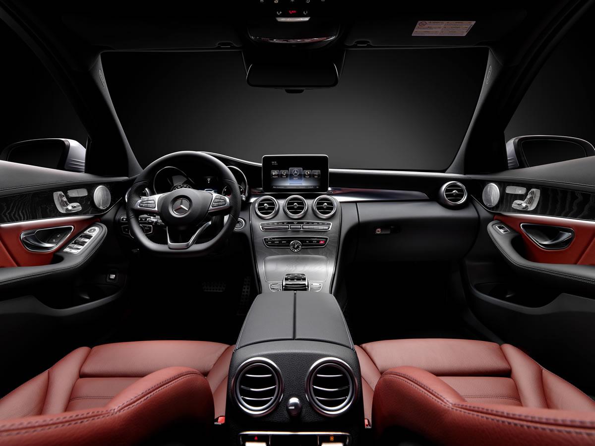 Mercedes-Benz-C-Class-interior