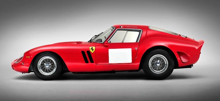 1962 Ferrari 250 GTO Berlinetta