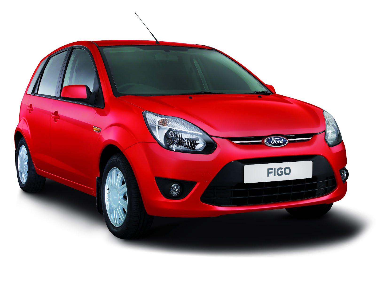 Ford_Figo_Red