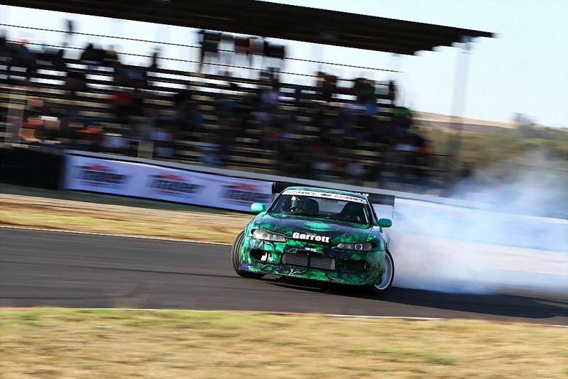 car drift