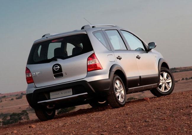 McCarthy Nissan Livina X Gear