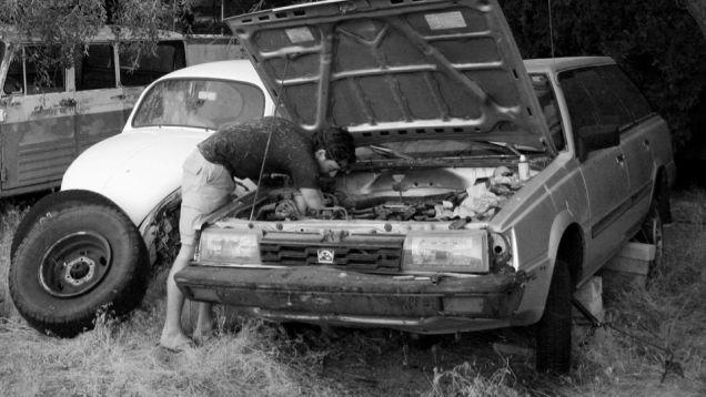 old car DIY