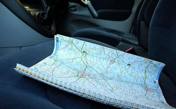 prepare for road trip