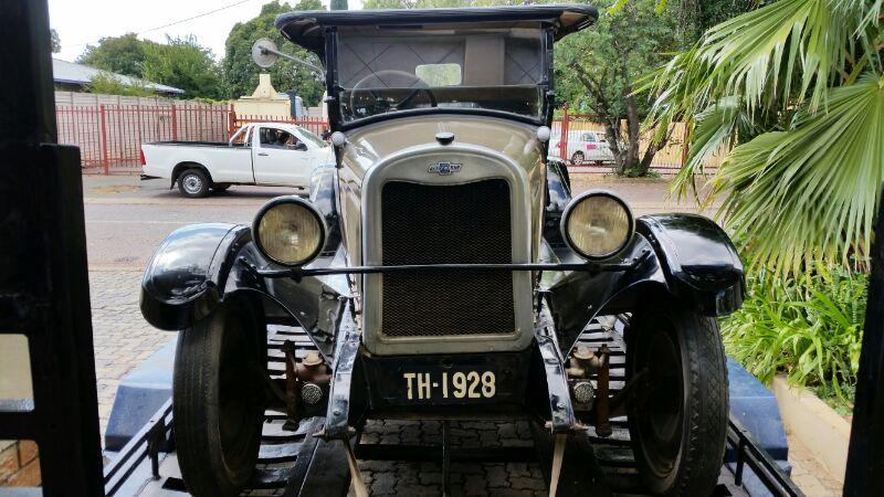 1926 Chevrolet front