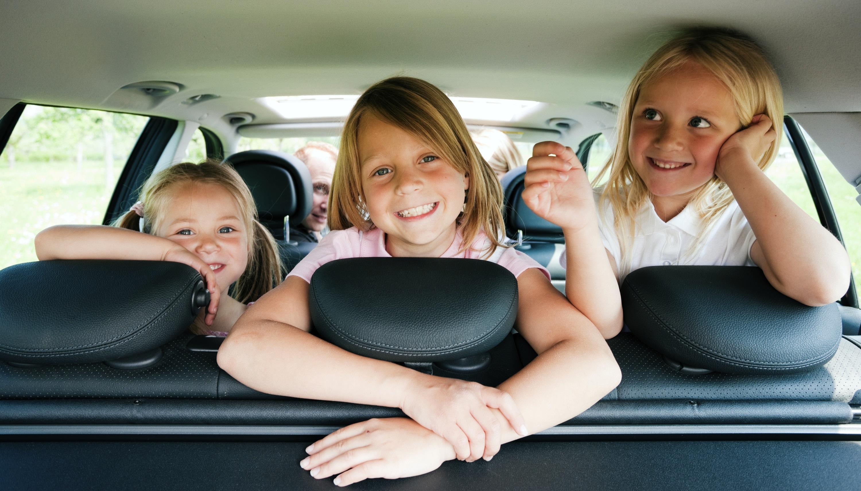Family-Car-Trip