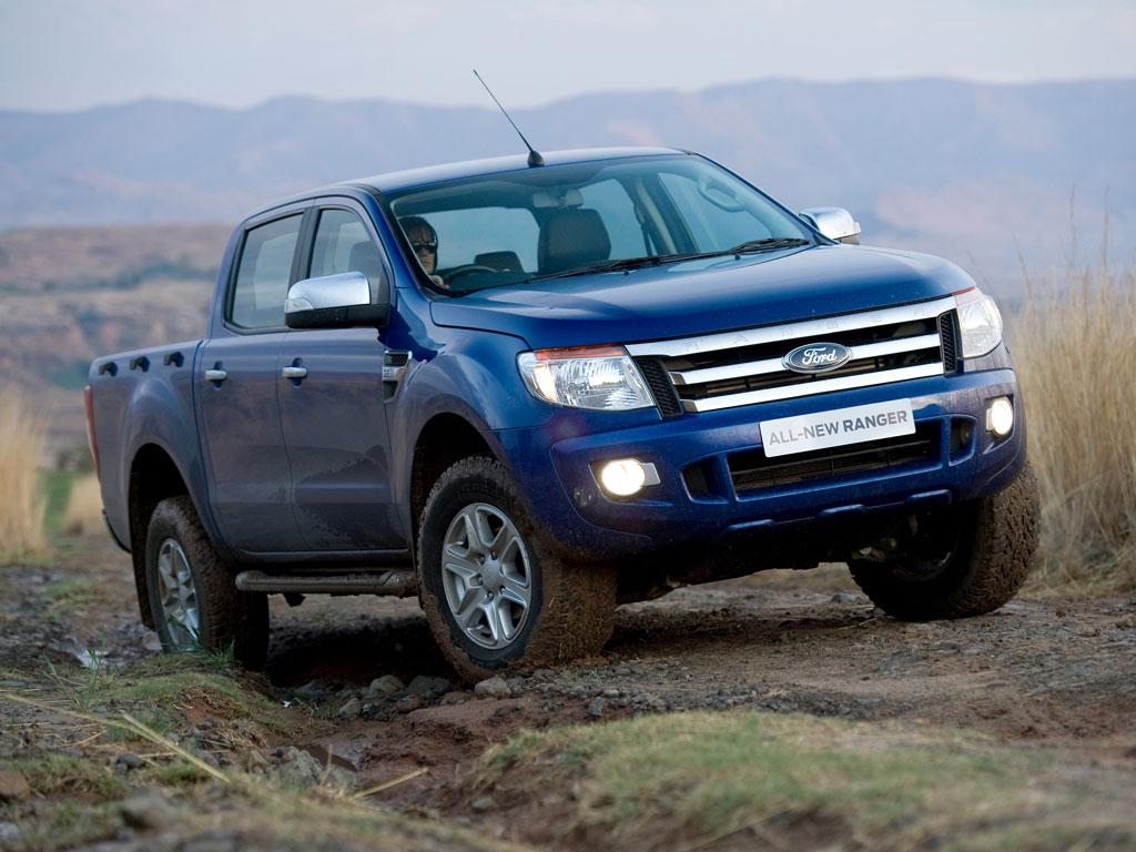 Ford-Ranger-Bakkie