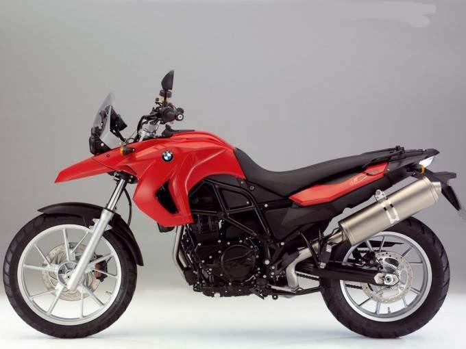 BMW-650GS