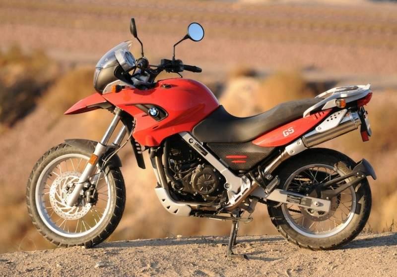 BMW-G-650GS