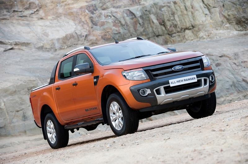 Ford Ranger bakkie