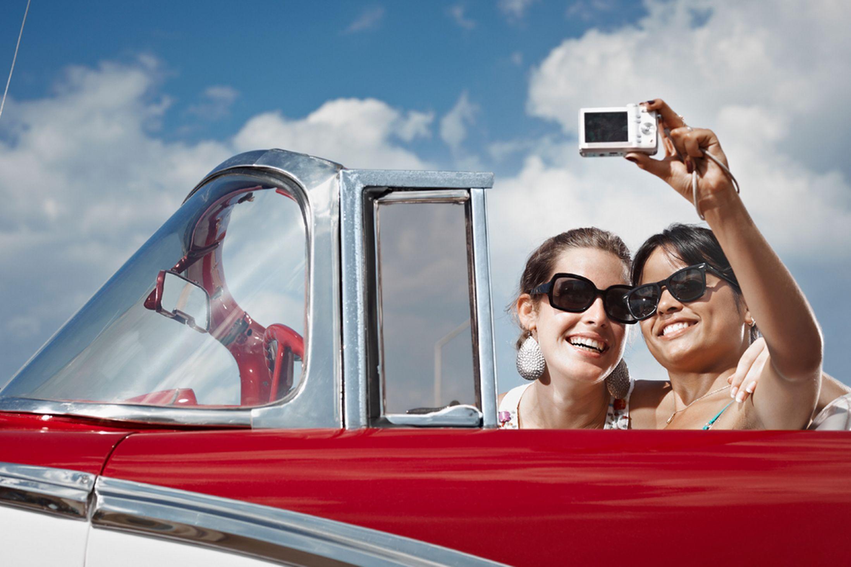 selfie-car