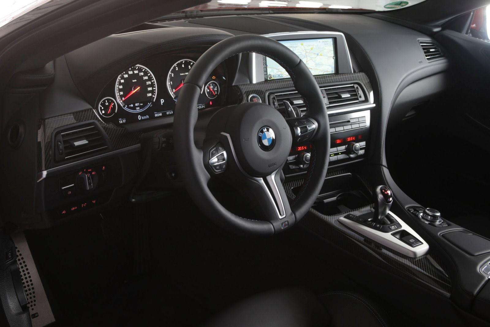 BMW-M5-interior