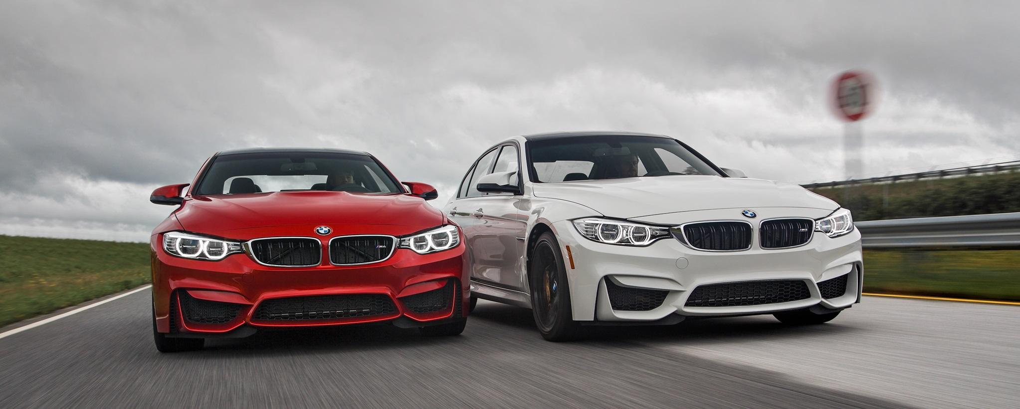 BMW-M5-race