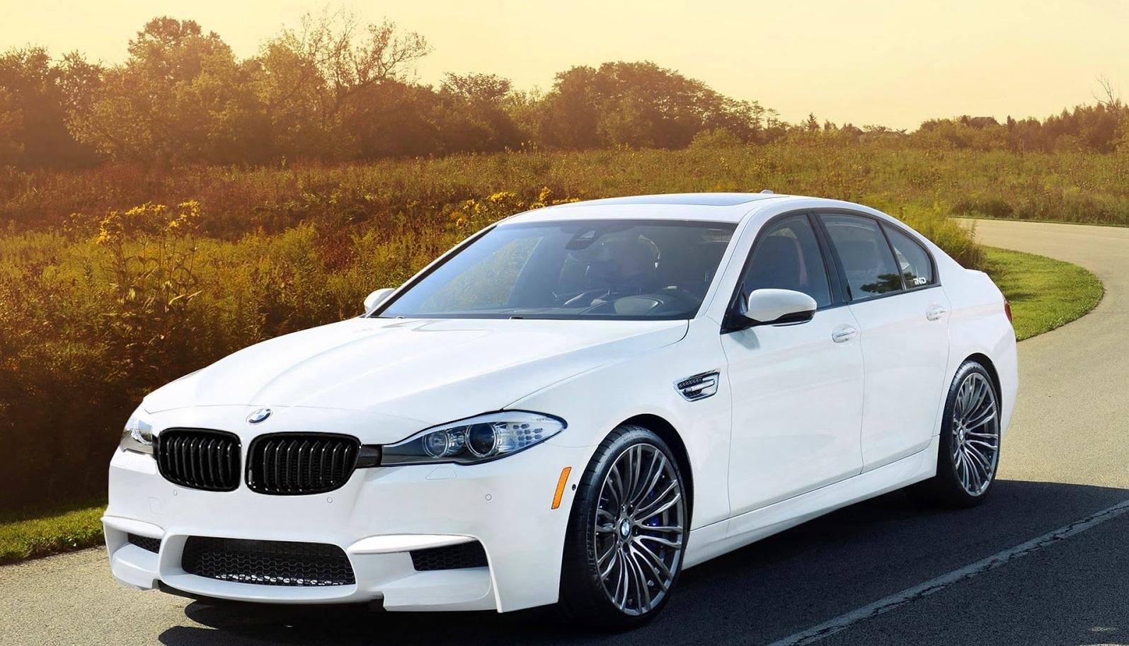 BMW-M5-side