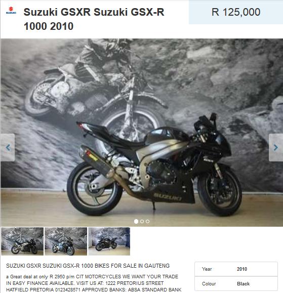 Top-of-the-line Sport Bikes: The Suzuki GSXR Series – Auto