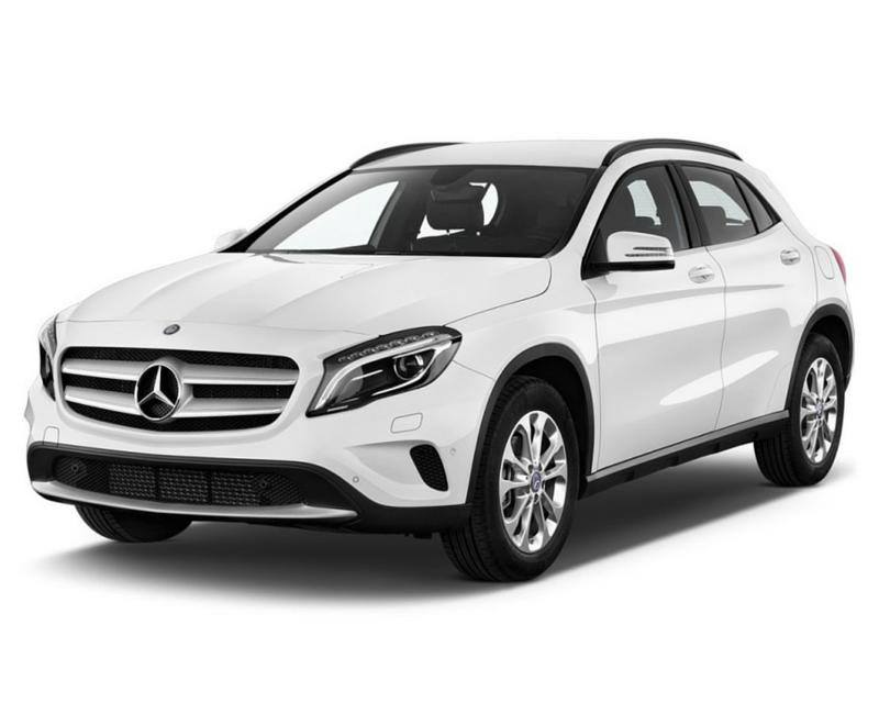 Mercedes-Benz-SUV