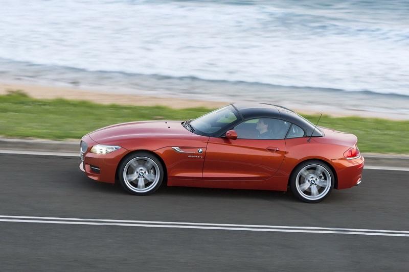 2014-BMW-Z4-Roadster