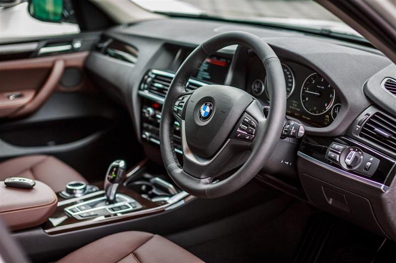 2015-BMW-X3-Inteior