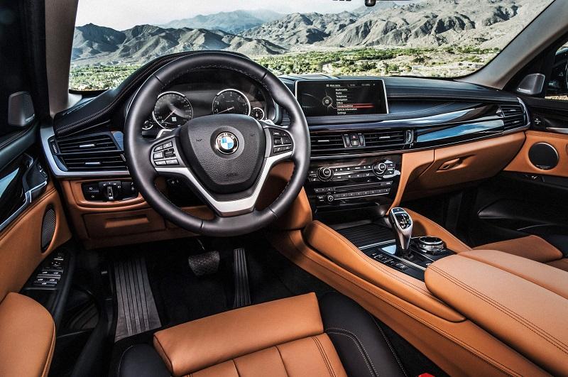 2015-BMW-X6-interior