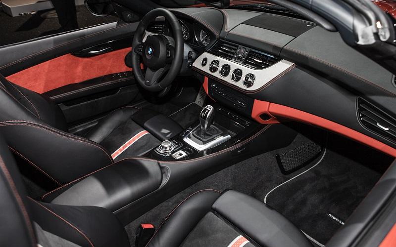 2015-BMW-Z4-Interior