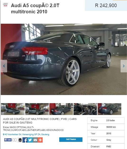 A5-for-sale-AutoMart