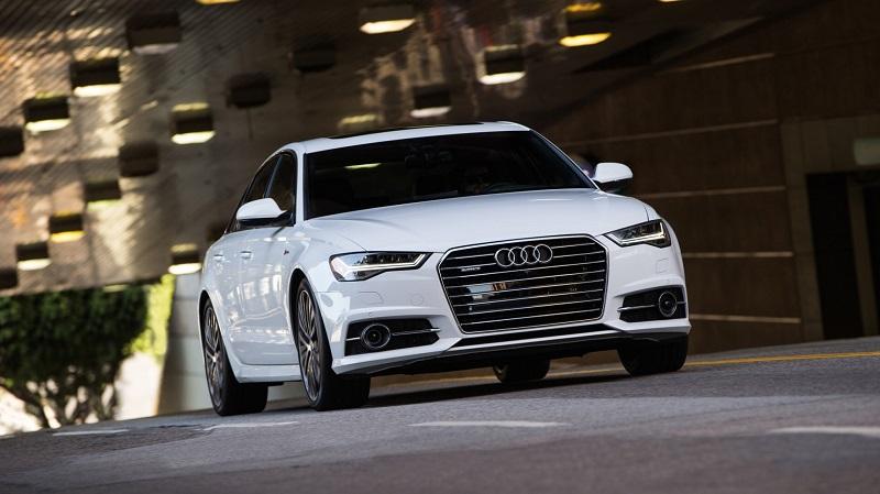 Audi-A6-exterior