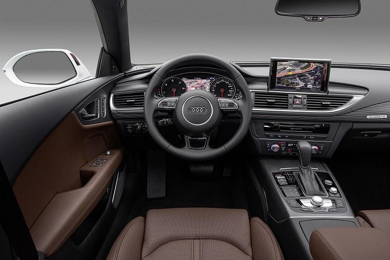 Audi-A6-interior