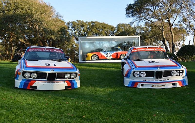 BMW CSL Class