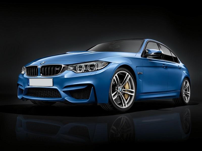 2016-BMW-M3