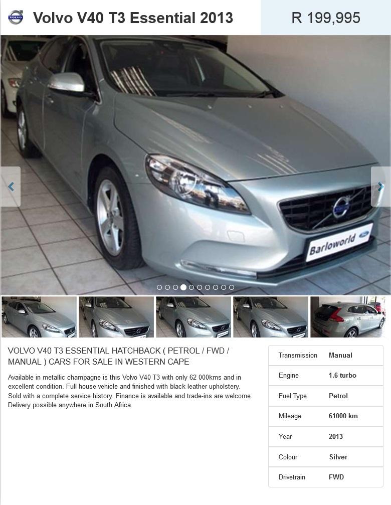 Volvo-V40-T3-for-sale