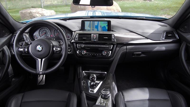 BMW-M3-Sedan-Interior
