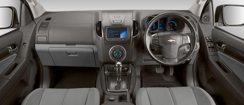 Chevrolet-Trailblazer-Interior