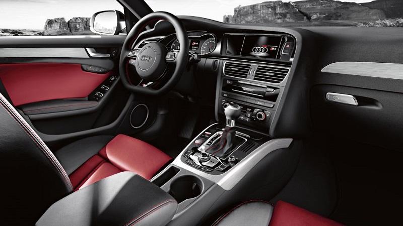 2015-Audi-S4-Interior