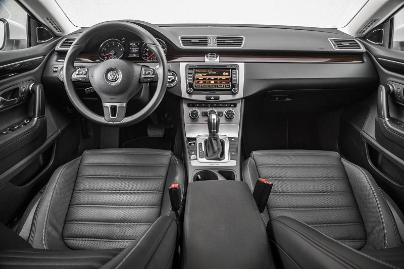 Volkswagen-CC-interior