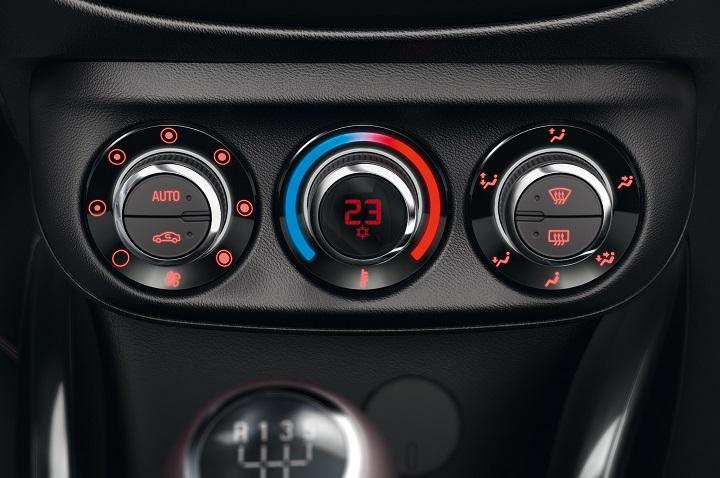 Opel-ADAM-climate-controls