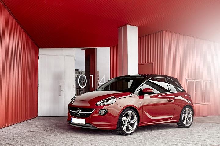 Opel-adam-red