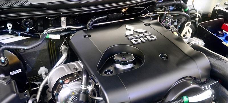 Pajero-Sport-Engine