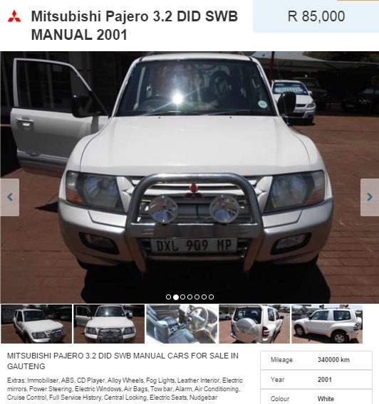 pajero-for-sale