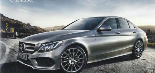 2015-Mercedes-C-Class-grey