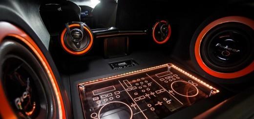 Sound-Car-System