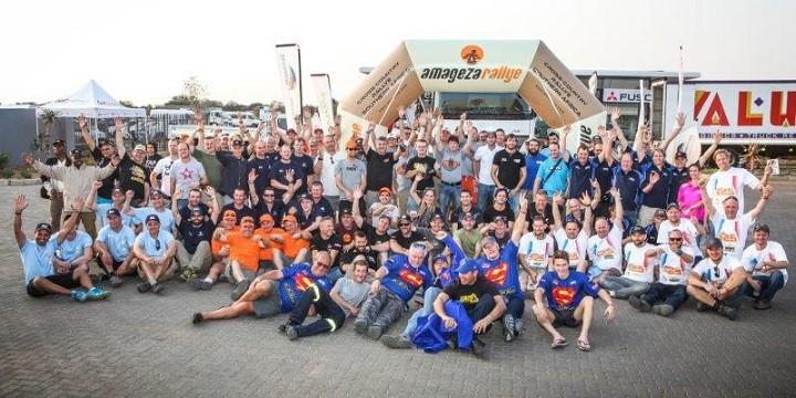 Amageza-Rally