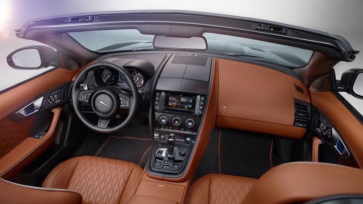 Jaguar-F-Type-SVR-Interior
