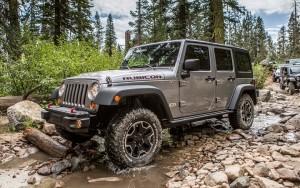 The Jeep Wrangler Rubicon: Built to conquer