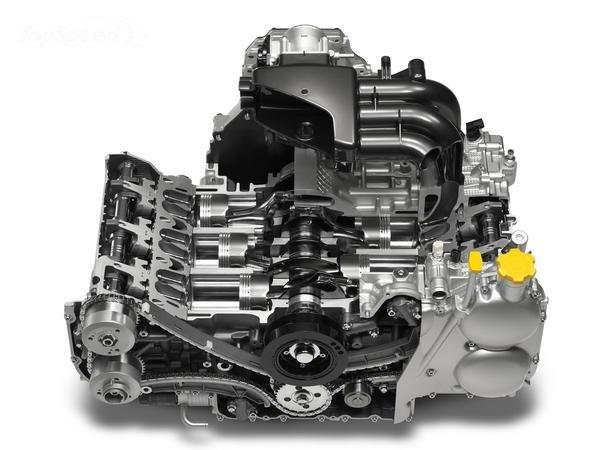 flat-6-engine