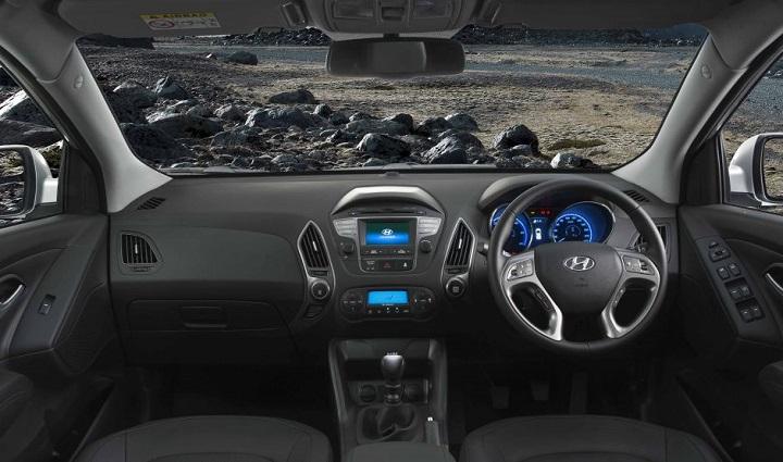 ix35-interior