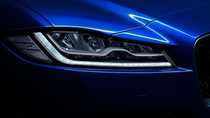 jaguar f pace headlights