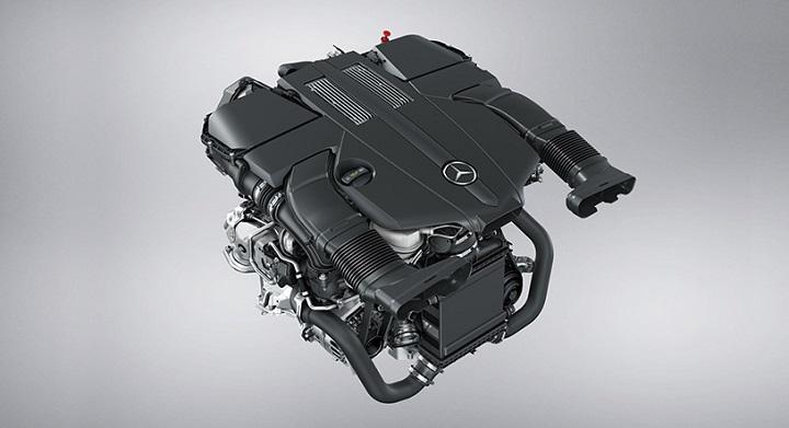 mercedes gls engine