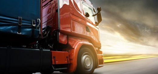 trucks on sa roads