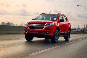 Stylishly tough new Chevrolet Trailblazer for 2017